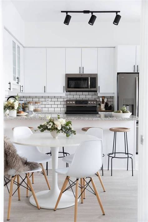 small kitchen ideas with dining table best 20 small living dining ideas on