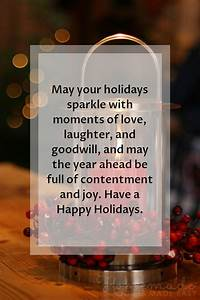 120 best 39 happy holidays 39 greetings wishes and quotes