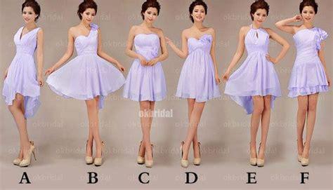 Light Purple Bridesmaid Dress, Cheap Bridesmaid Dress