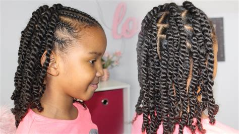 Cute & Easy Protective Style Natural