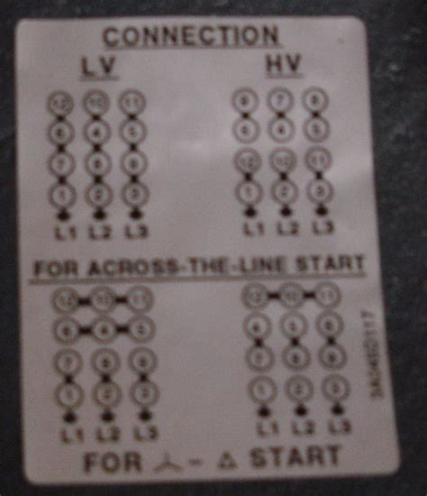 wiring diagram 12 wire motor wireing for rpc