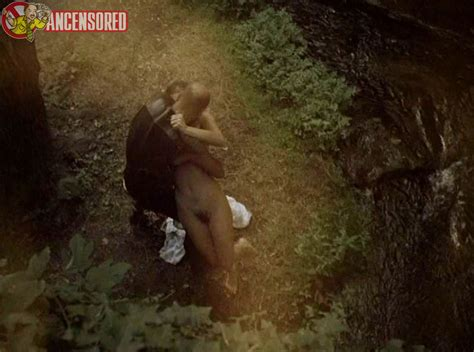 Naked Lara Wendel In The Red Monks