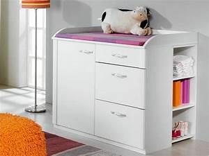 Accessoire Table à Langer : commode table langer pour b b en 20 photos ~ Teatrodelosmanantiales.com Idées de Décoration