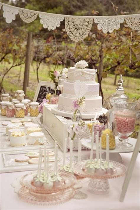 shabby chic wedding food ideas shabby wedding zzz shabby chic wedding 2037761 weddbook