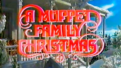 1988 A Muppet Family Christmas Commercials (on Abc)