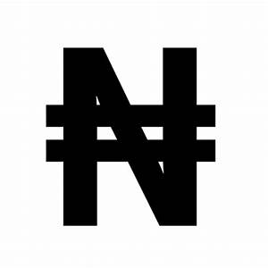 Icon request: icon-naira · Issue #1969 · FortAwesome/Font ...