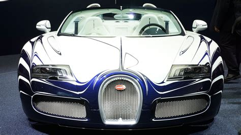Tableware, cutlery and kitchen utensils in stainless steel, acrylic or abs material. BUGATTI Marque Showcase -- Geneva, Salon Prive and Pebble Beach -- Veyron Vitesse and GS ...