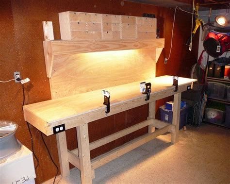 diy tuning bench power outlets home  decor
