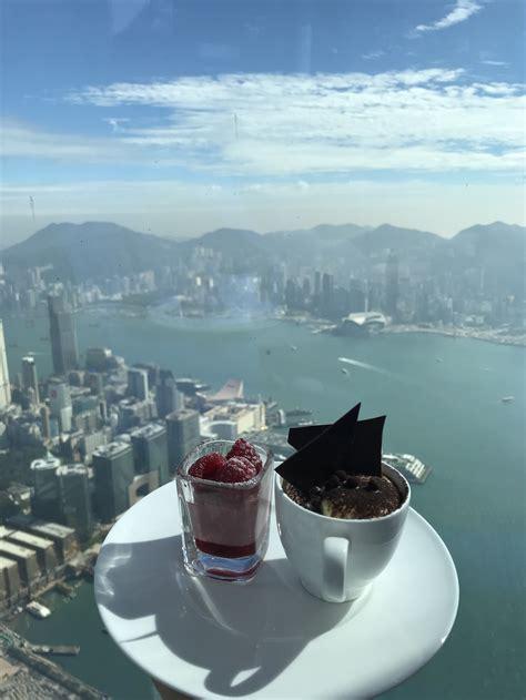 review  ritz carlton  hong kong  rooftop guide