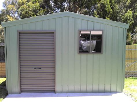 Colorbond Garden Sheds by From Plans To Completion Call 5672 1327 Garage Shed