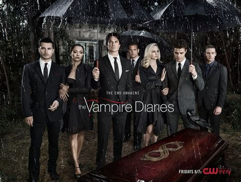 diaries season 8 cast promotional photos and new