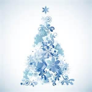 12 sets of free snowflake vector graphics for christmas 2012