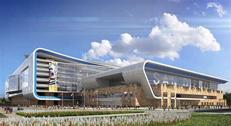 Chargers Pursue Nfl Stadium In Downtown San Diego