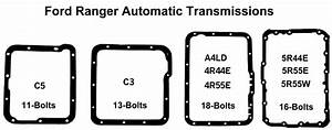 Ford Automatic Transmission Identification