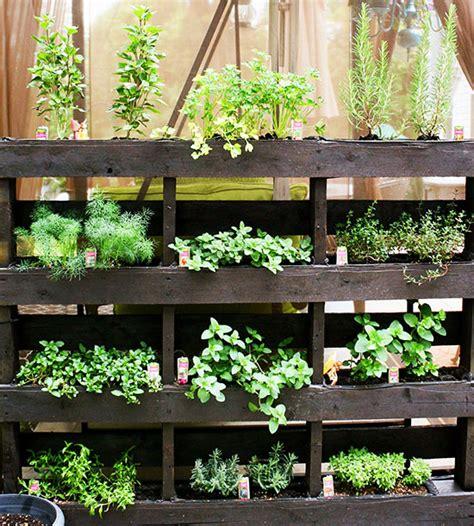 Vertical Herb Garden Pallet by Garden Finance Vertical Garden Ideas Garden Finance
