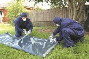 asbestos removal image  building connection