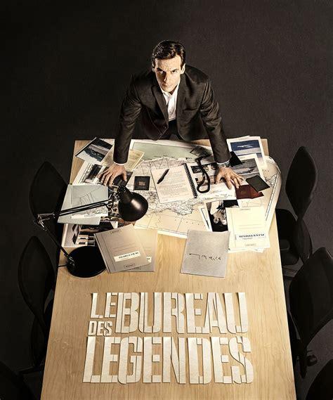 le bureau canal le bureau des légendes la série originale canal le
