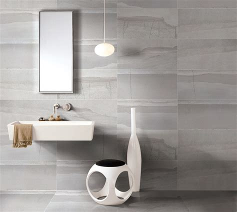 burlington graphite 30x60 polished porcelain wall and