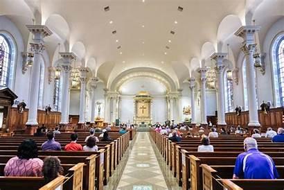 Church Brooklyn Interior