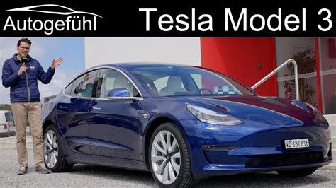 14+ Tesla 3 Car And Driver Test Images