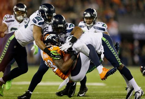 seattle seahawks beat denver broncos    win