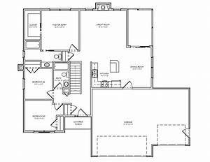 small three bedroom house plans smalltowndjscom With small three bedroom house plans