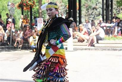 Indigenous Outfit Peoples Every Woven Stories Into