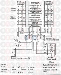 Ideal Elan 2 Nf 240  Wiring Diagram 2 Diagram