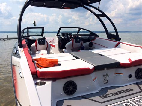 Scarab Boats 215 Review by Scarab 215 Review 187 Forum Post By Frogboy
