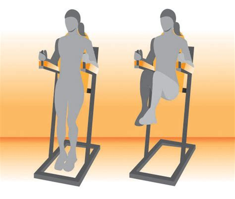 Captains Chair Exercise Equipment by Captains Chair Abdominal Exercises