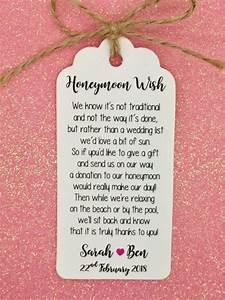 wedding gift honeymoon contribution gift ftempo With wedding invitation wording honeymoon contribution