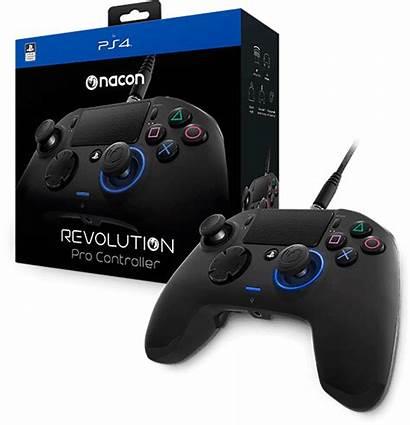 Ps4 Nacon Revolution Controller Recensione Gamepad Zwart