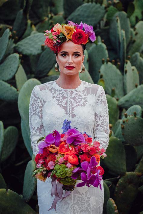 Frida Kahlo Flower Crown Au Frida Kahlo