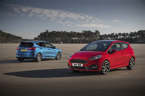 2018 Ford Fiesta St Price Announced, Starts At Eur 22,100