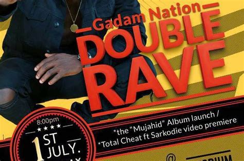 Fancy Gadam to set another record with album launch ...