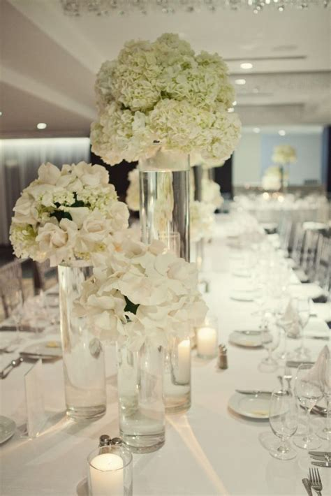 white flower table l 579 best images about white cream ivory wedding