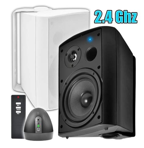 wireless yard speakers images