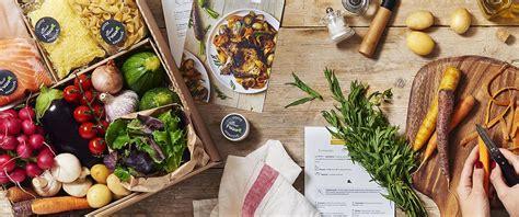 cuisiner a domicile la révolution des produits frais à cuisiner livrés à