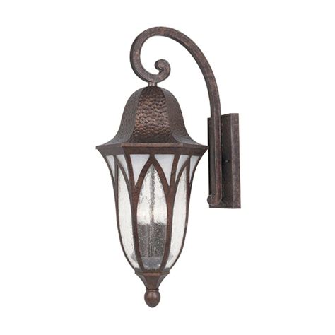 designers berkshire 4 light burnished copper outdoor wall mount lantern 20631