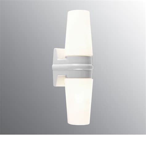 Renova Lighting by Stockholms Ljusbutik If 246 Bernadotte Lampett Vit Dubbel