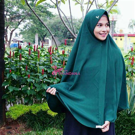 jilbab bergo terbaru syari elegan  multifungsi