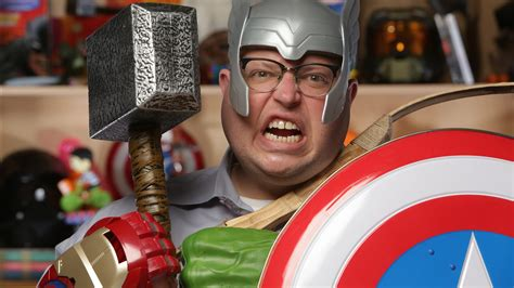 Watch Angry Nerd | The Avengers Get Voice Acting Wrong | Wired Video | CNE | Wired.com | WIRED