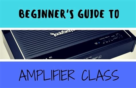 Class Ab Amplifier Vs Class D- Ultimate Guide With