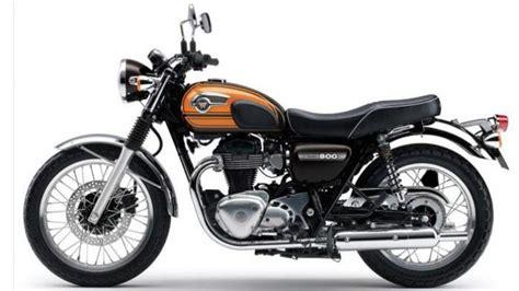 Gambar Motor Kawasaki W800 by Motor Retro Kawasaki W800 Tak Lagi Diproduksi Tribunnews