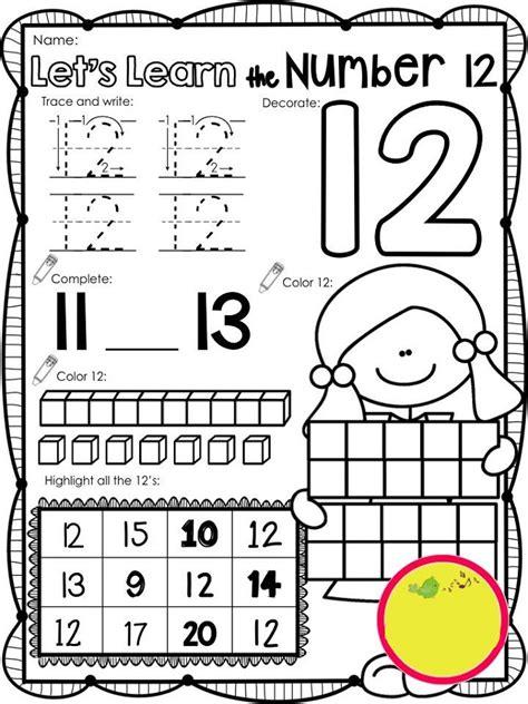 number  worksheets  print activity shelter