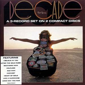 Neil Young - Decade (1977) 2CD [Re-Up] / AvaxHome