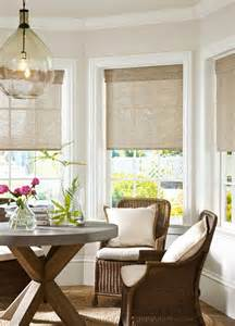 kitchen bay window treatment ideas 8 easy steps to match blinds and curtains to your room
