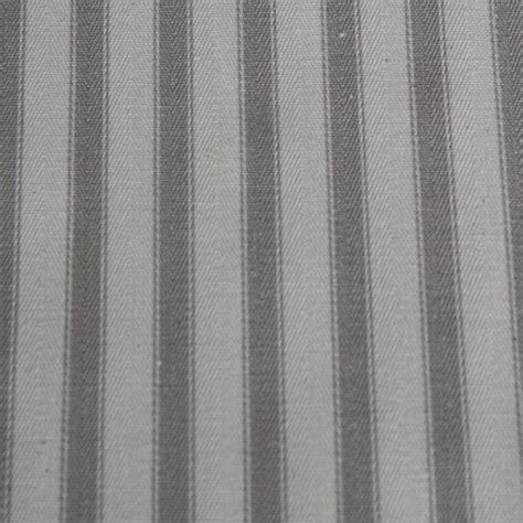 acomb ticking stripe curtain fabric charcoal grey ebay