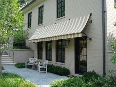 Residential Slope Style Fabric Awning