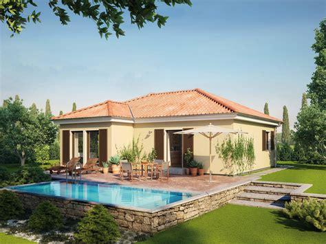 Moderne Häuser Frankreich by Bungalow 80 In 2019 Mediterranes Haus